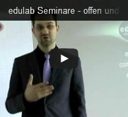 Video Begrüssung edulab Training